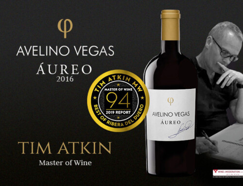 Áureo 2016, gets 94 points from Tim Atkin