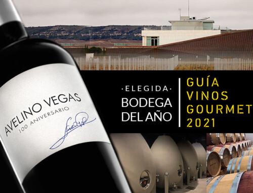 AVELINO VEGAS, Mejor Bodega del año en los premios de la Guía de Vinos Gourmets 2021