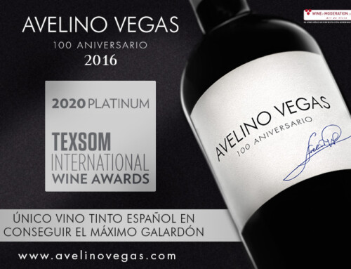 THE ONLY SPANISH WINE TO OBTAIN THE PLATINUM MEDAL