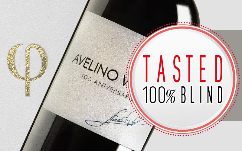 Avelino Vegas Blindtasted